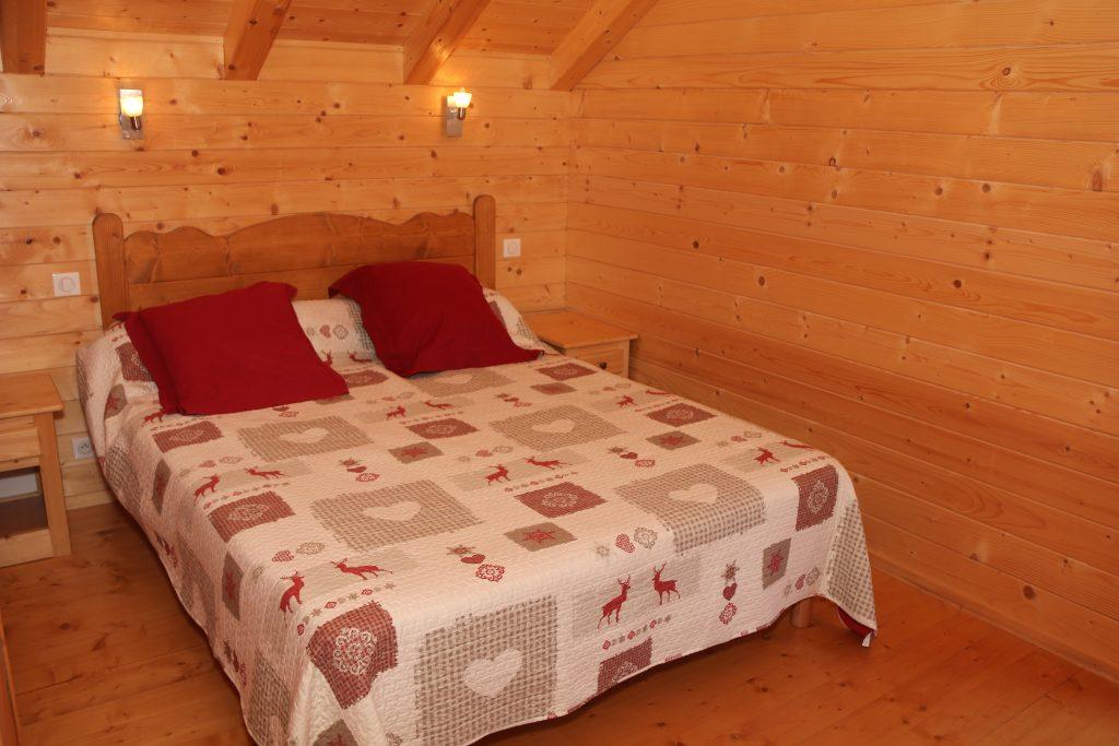 chambre grand lit 160 x200 Valrouane Ancelle