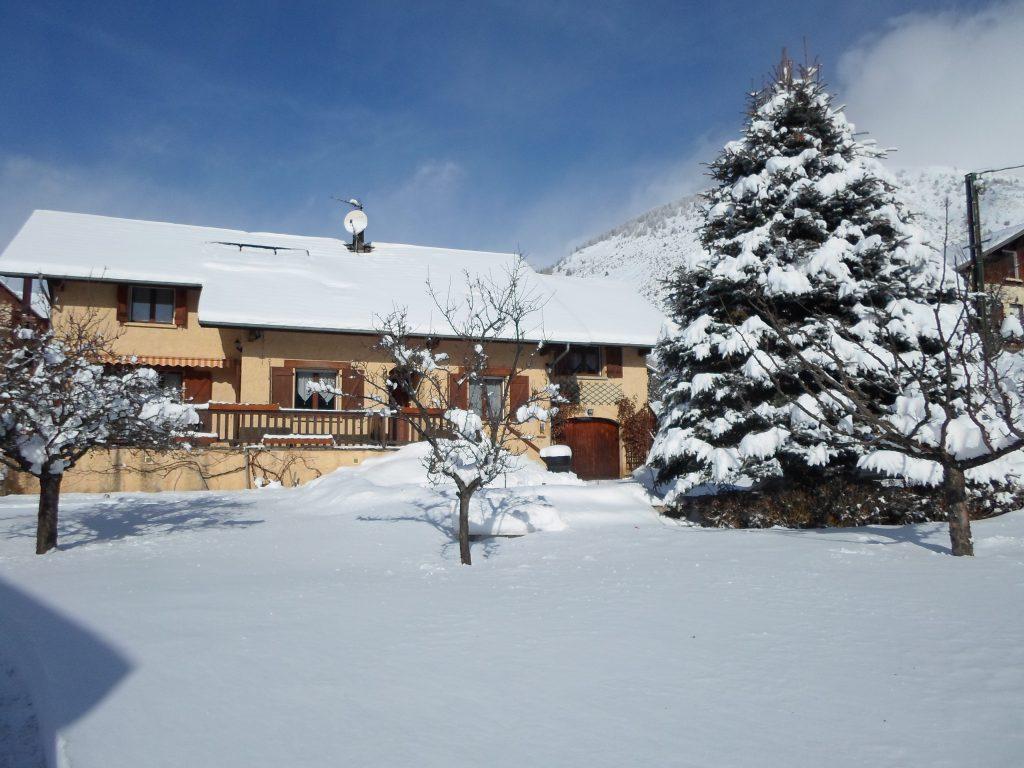 neige janvier